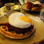 SUNRISE BREAKFAST AT THE DUCK & WAFFLE